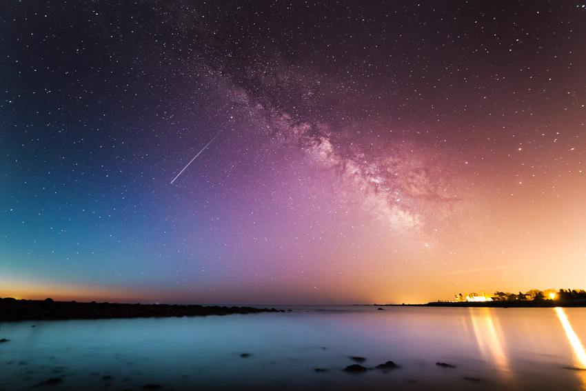 星空の画像